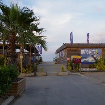 """"""" Surfireis Hispaanias, Golf de Rose lahe ääres"""" 19- 26.05.14"""