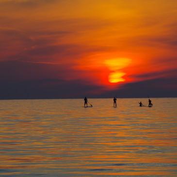"""""""Päikeseloojangu surf"""" 26.09.14"""