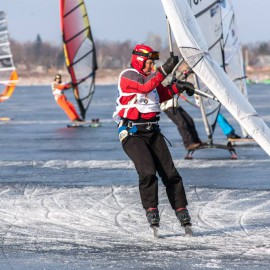 WISSA World Ice and Snow Sailing Championships 2016