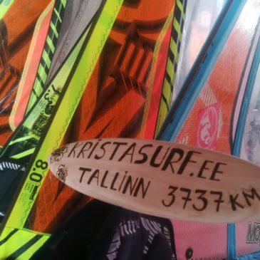 Surfilaager Vetratoria surfiklubis, Kosil 14-24.05